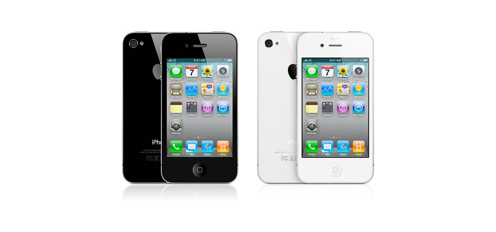 iPhone szerviz iPhone 4